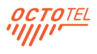 Octotel Logos Orange